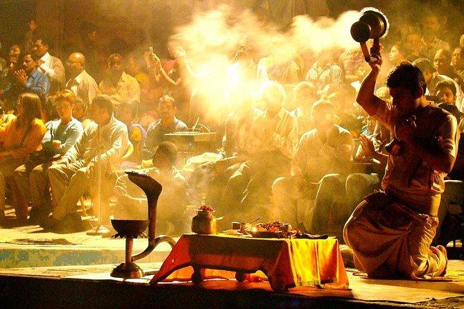 2 days Varanasi city Tour by a Vande Bharat train
