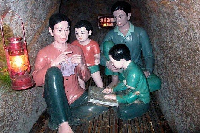 DMZ Half Day: Tour Vinh Moc Tunnels