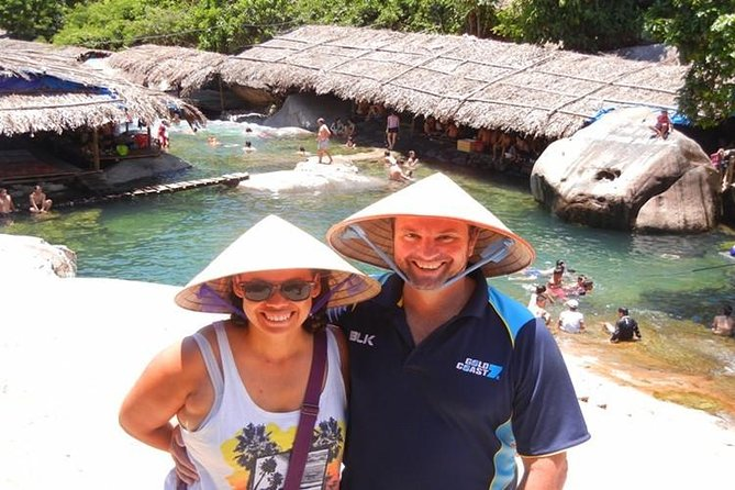 DAILY TOUR: Top Gear Tour - Day tour from Hue to Hoi An