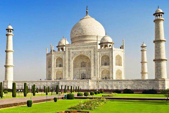 One Day Taj Mahal Tour by Car