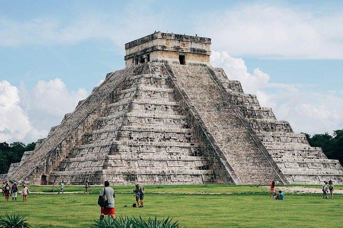 Chichen Itza, Hubiku Cenote & Valladolid All-Inclusive Tour