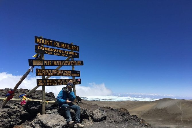7 Days Kilimanjaro Adventurous Rongai Route Trek