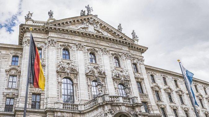 Transferência de Praga para Munique: excursão privada de um dia com 2 paradas