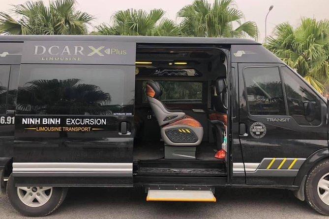 Hanoi to Ninh Binh Luxury Minivan