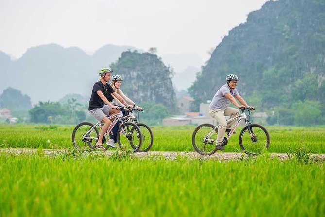 Hoa Lu Tam Coc Luxury Day Trip
