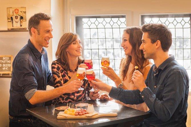 BeerWalk Brussels (English guide)