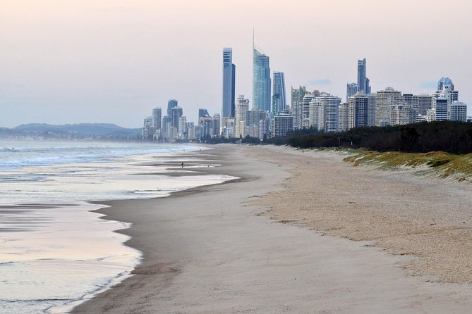 Luxury Gold Coast Airport Transfers To and From Broadbeach for up to 4 ppl