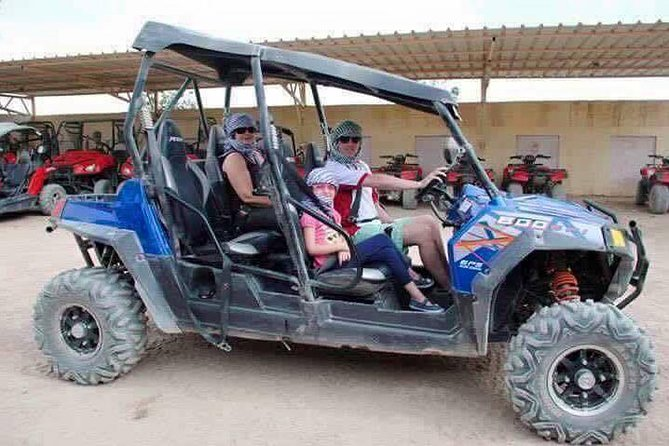 Ultimate Desert Experience - Family Buggy