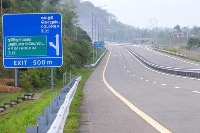 Airport drop From Galle, Hikkaduwa, Mirissa or Unawatuna