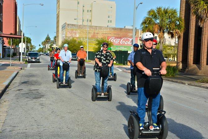 Segway Galveston Haunted Legends: Ghost Tour