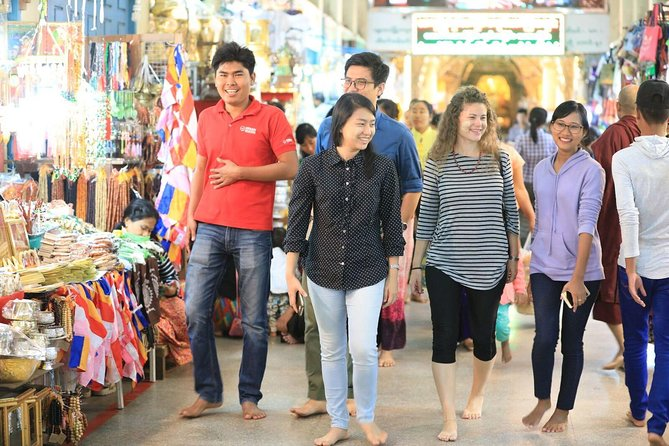 Made In Mandalay Shopping Tour with a local guide by your side
