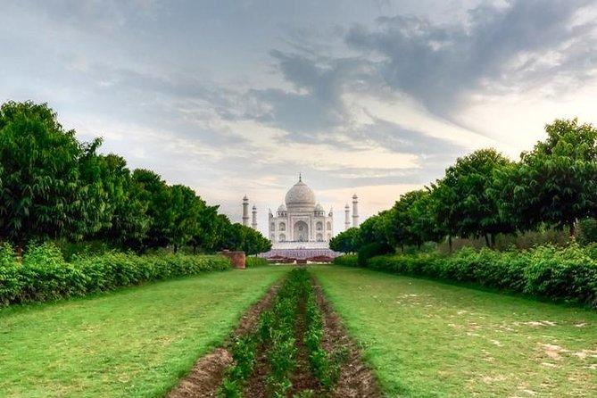 Taj Mahal and Agra Fort with Heritage walk