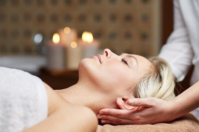 Anti stress Head Neck and Shoulder Massage