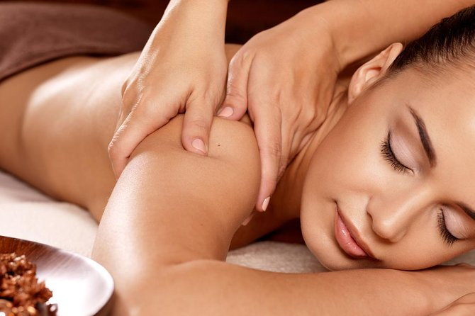 Comforting Back Massage