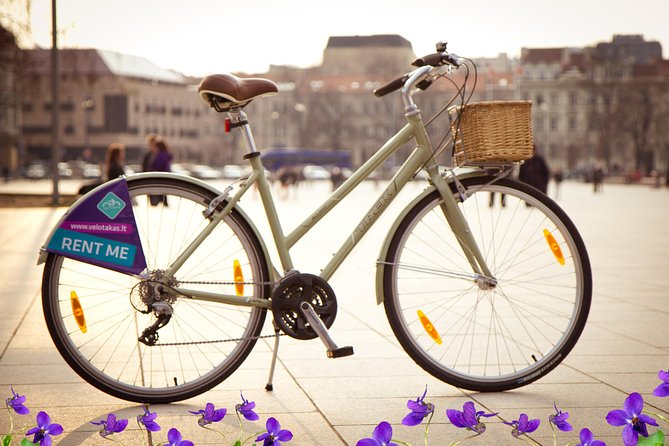 City Bike rent in Vilnius for 1 day