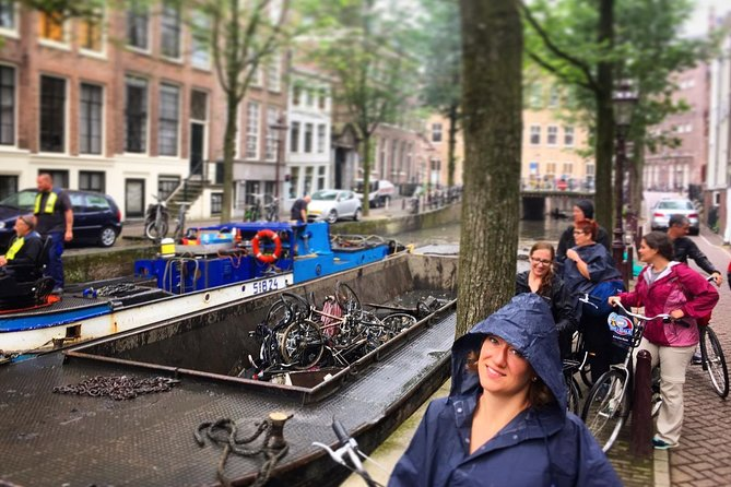 Lonely Planet Experiences: Amsterdam Bike Culture Off the Beaten Path Tour