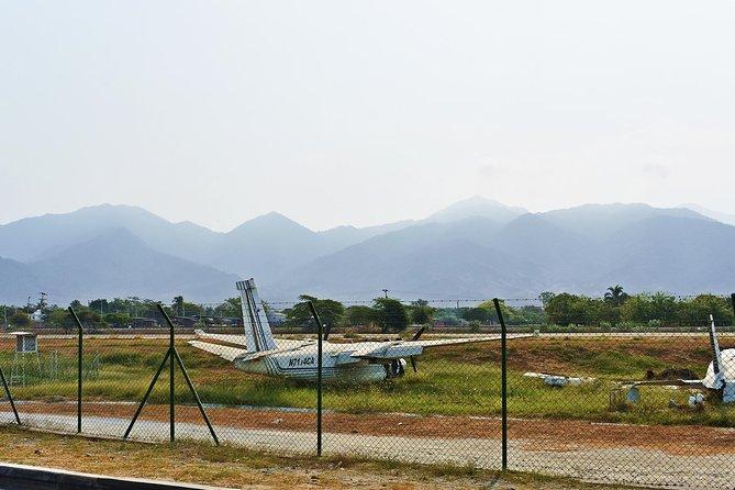 From Santa Marta Airport to Palomino