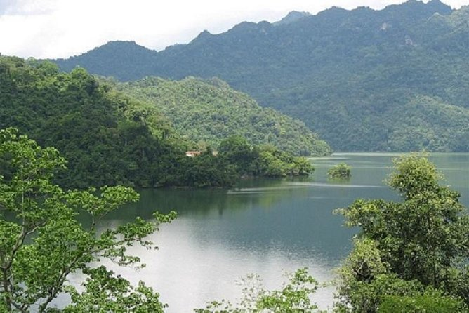 Ba Be national park group tour 3 days daily from Hanoi