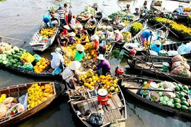 Private Mekong delta 2 days tour from Ho Chi Minh city