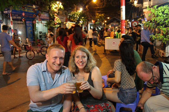 Private tour 1 day Hanoi Bia Hoi drought beer with local