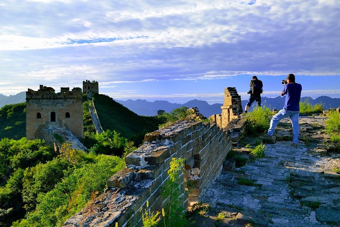 Beijing Transfer Service: Jinshanling Great Wall Round-Trip photo 1