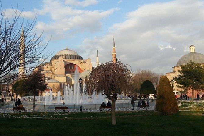 Istanbul Old Ctiy Tour Sultanahmet Grand Bazaar