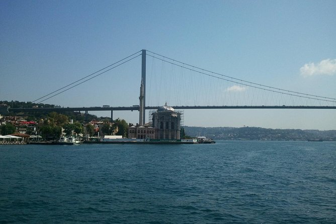 Istanbul Fullday With Bosphorus Cruise & Dolmabahce Palace