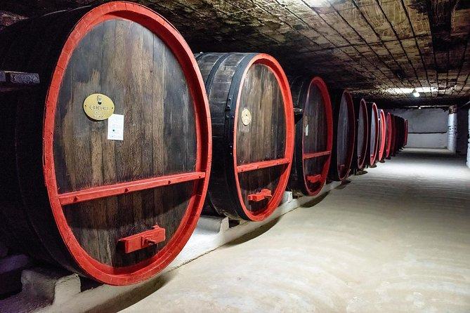 Cricova Winery - Old Orhei Cave Monastery
