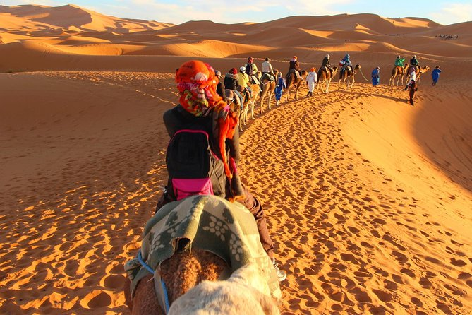 Fez to Marrakech Camel Trekking 3 days 2 Nights