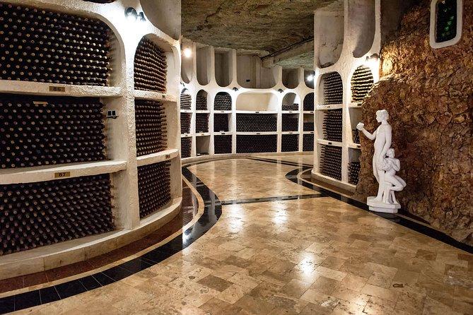 Cricova & Milestii Mici Wineries