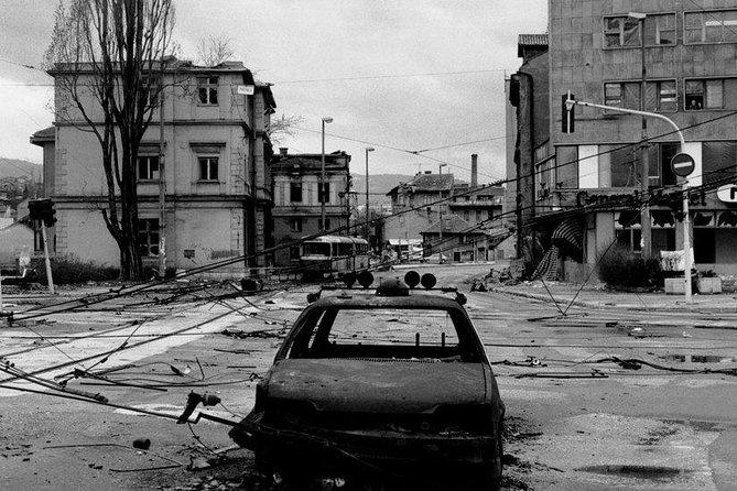 ROSES OF SARAJEVO (Sarajevo siege tour 1992/1995)