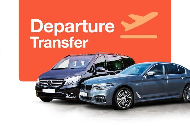 Private Departure Transfer from Washington City to IAD Washington Airport