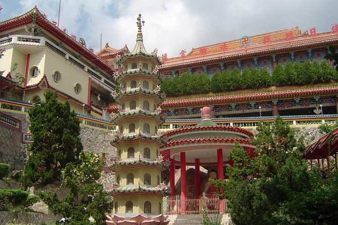 Penang Island Day Trip Tour with local lunch
