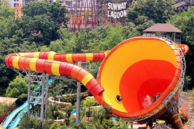 Sunway Lagoon Day Trip with 6 Amusement Park