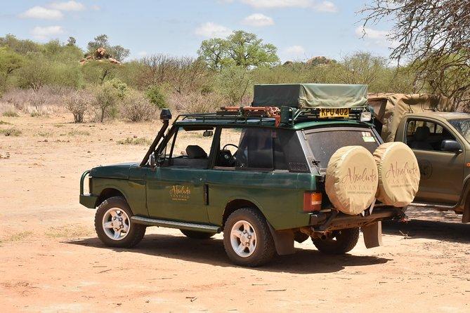Road Transfer Nairobi to Maasai Mara