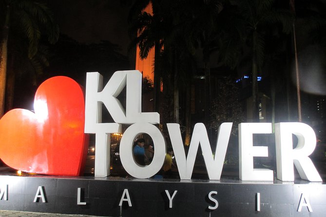 Kuala Lumpur by Night Tour with KL Tower Ticket