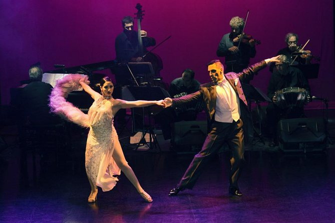 Tango Show at Piazzolla Tango with optional Dinner photo 1