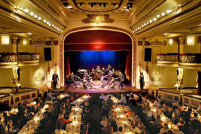 Tango Show at Piazzolla Tango with optional Dinner photo 7