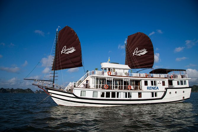 Renea Cruise Halong Bay 2 Days 1 Night