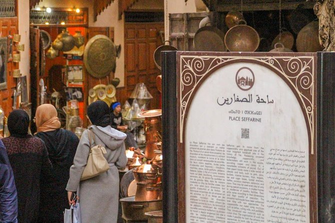 Fez' Highlights Tour & Taste of Local Life - Private Tour