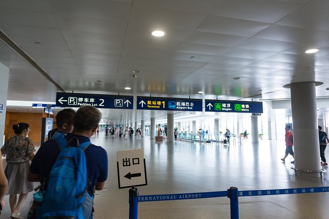 Private: Pudong Airport Transfer Service photo 3