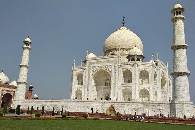 Full Day Agra Tour With Roof-Top View of Taj Mahal