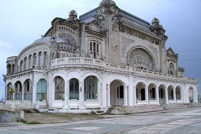 A Day at the Black Sea, Constanta City, Price/Car 1-4 Seat