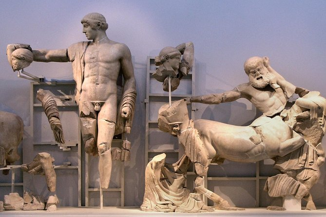4 Day Classical Experience of Delphi, Thermopylae, Ancient Olympia, Mycenae, Nafplio, Epidaurus & Biblical Ancient Corinth From Athens