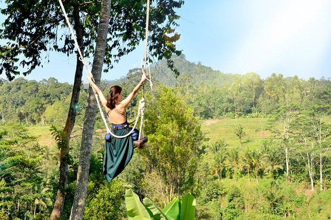 Swing by Bali Jungle Adventure Park