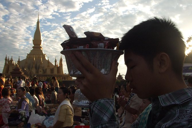 Full Day Tour in Vientiane including Wat Sisaket, Hor Prakeo, with Lunch