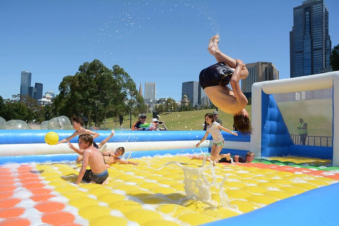 Soapy Soccer Melbourne