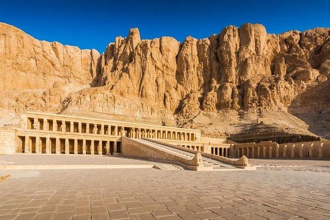 Private Half Day to Valley of the Kings Queen Hatshepsut Temple and Colossi of Memnon photo 7