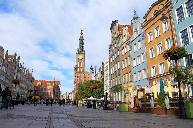 Private Guided Tour in Gdansk
