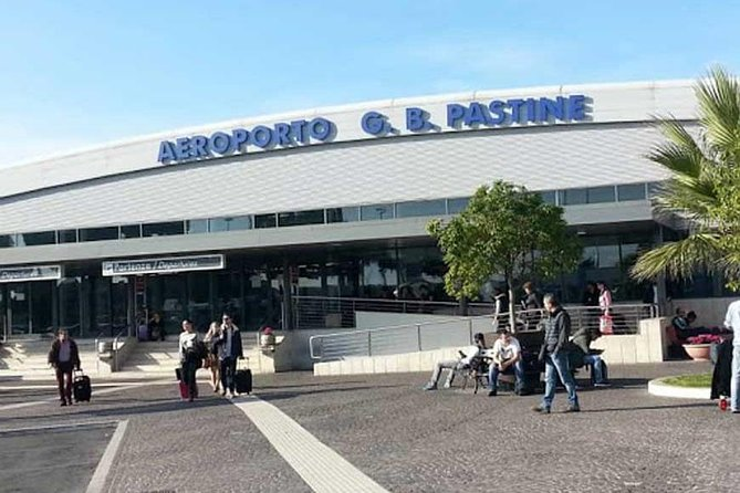 Rome Transfer - From Ciampino Airport to City Center